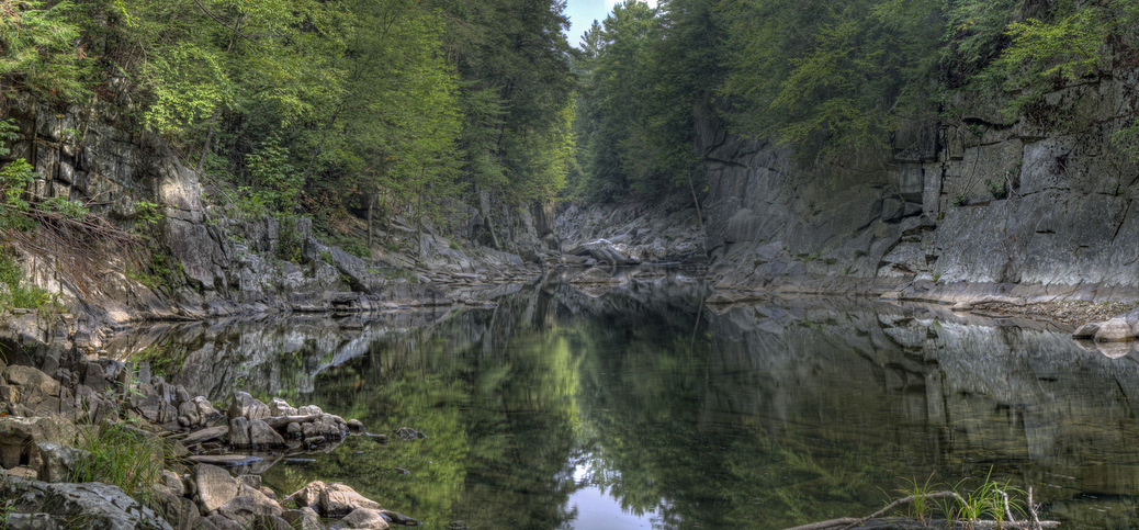 Chesterfield Gorge, photo by Tom Walsh