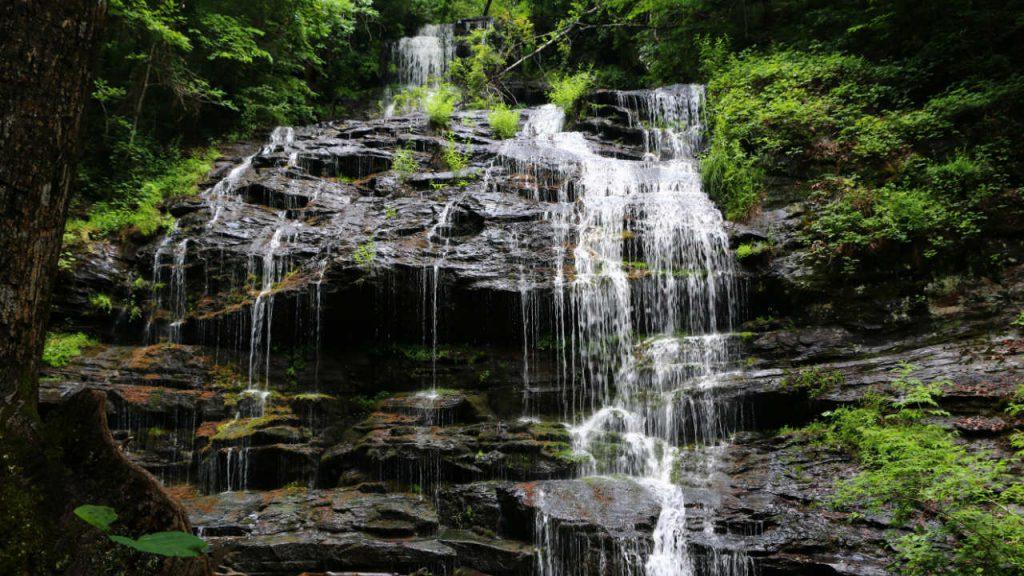 SC waterfall