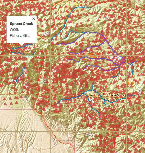 Modis Fire Data Gila Wilderness